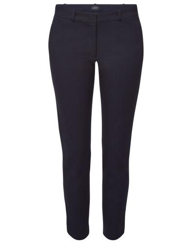 Skinny Pants New Eliston aus Baumwollgabardine