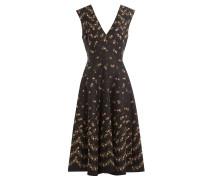 Dress mit floralem Print