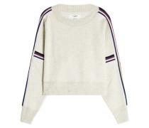 Pullover Kao mit Baumwolle, Wolle und Zierborten