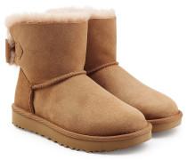 Boots Mini Bailey Bow aus Schafleder