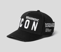 Cap mit Brand-Details