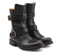 Leder-Boots Paternity