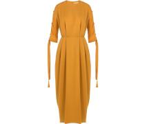 Midi-Dress aus Seide