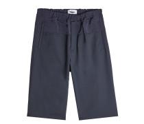 Bermuda-Shorts aus Schurwolle