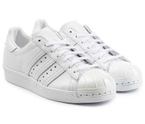 Leder-Sneakers Superstar