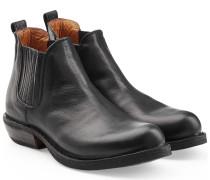 Ankle Boots Caris aus Leder