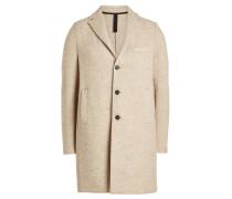 Mantel aus Alpaka-, Yak- und Schurwolle