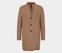 Mantel aus Schurwolle