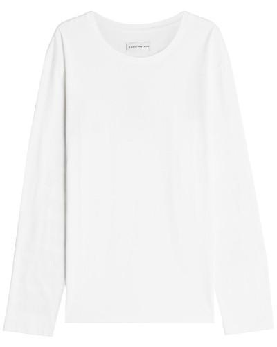Bedrucktes Shirt aus Baumwolle