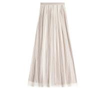 Maxi-Skirt aus Spitze