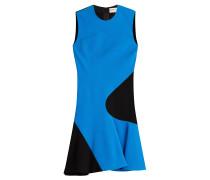 Flared-Dress im Two-Tone-Look