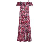Carmen-Dress aus Baumwoll-Jersey