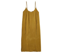 Slip Dress aus Cupro