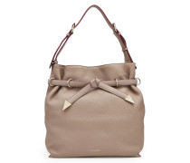 Shopper K/Rocky Bow aus Leder