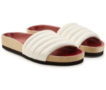 Sandalen Hellea aus Lammleder