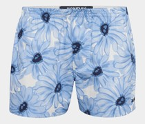 Boxershorts mit Allover-Muster