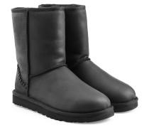Boots Classic Short Deco aus Leder