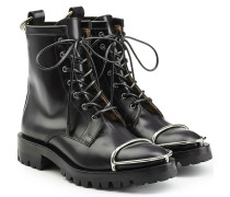 Schnür-Boots \'Lyndon\' aus Leder