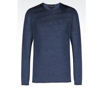 Rundhals-pullover