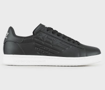 Classic New Cc Sneakers With Embossed Logo