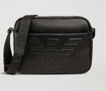 Crossbody Bag Mit Trageriemen Und Maxi-logo