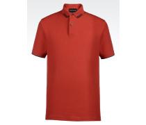Kurzärmliges Poloshirt