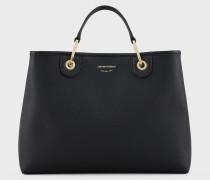 Shopper Myea Bag mit Hirschprägung