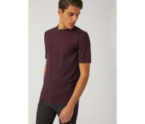 T-shirt Aus Jerseystretch