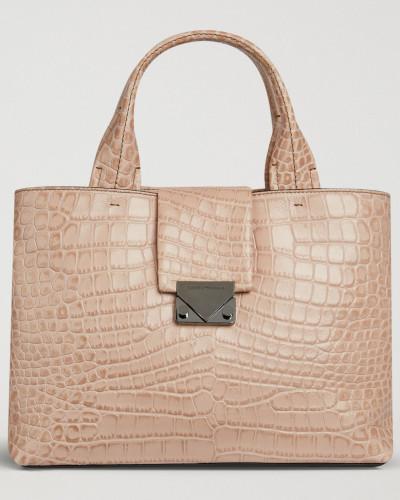 Emporio Armani Damen Handtasche Aus Leder Mit Kroko-prägung Sammlungen Wiki Online Aus Deutschland Verkauf Versorgung Wo Billige Echte Kaufen ixJuJ