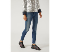 Super Skinny Jeans J06 Stone Washed