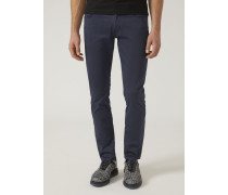 Slim Fit-jeans J06 Aus Baumwollstretch
