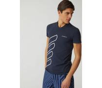 T-shirt Aus Jersey Mit Baumwollstretch Mit Logo