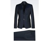 Anzug Mit Zwei Knöpfen