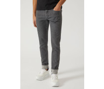 Slim Fit-jeans J00 Aus Denim/baumwollstretch