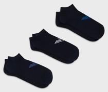 3er-pack Socken mit Adler-Logo