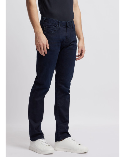 Regular Fit Jeans J45 aus Denim aus Elastischer Baumwolle