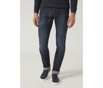 Extra Slim Fit-jeans J20 Aus Denim/baumwollstretch