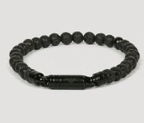 Armband Mit Perlen Aus Edelstahl