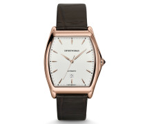 UHR EA SWISS MADE CLASSIC MIT KROKO-ARMBAND