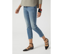 Tapered Jeans Damen