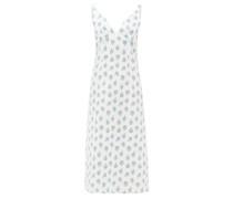 Minnie Floral-print Cotton-voile Nightdress