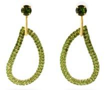 X Ileana Makri Lachouri Crystal Drop Earrings