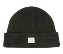 Kansy Face Wool Beanie Hat