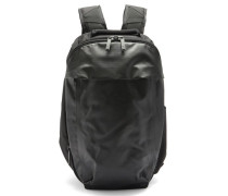 Logo-print Panelled Technical Backpack