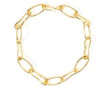 Xl Roman Chain 18kt Gold-vermeil Necklace