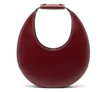 Moon Medium Leather Shoulder Bag