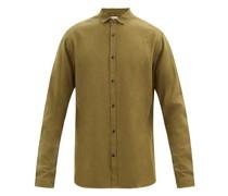 Clerkenwell Organic Cotton-blend Shirt