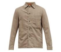 Rocheo Cotton-blend Overshirt