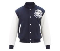 Astro-patch Felt Varsity Jacket