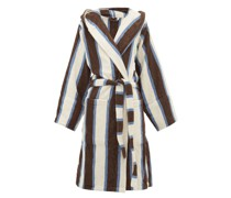 Hooded Cotton-terry Bathrobe